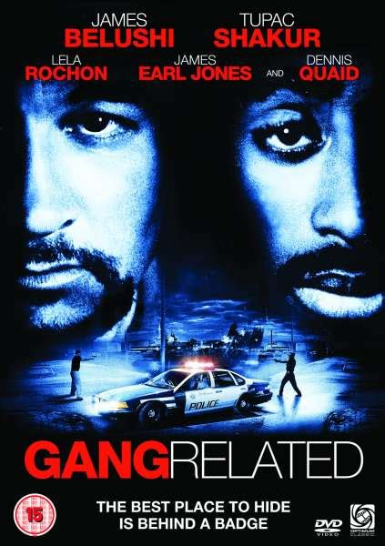 gang related dvd zavvi