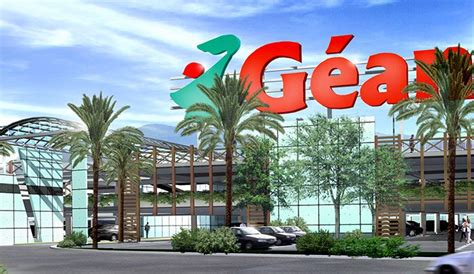 Geant Drive