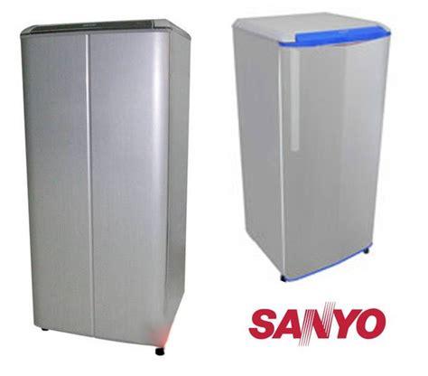 daftar harga kulkas sanyo 1 pintu quot 1 jutaan merk jepang quot update 2016