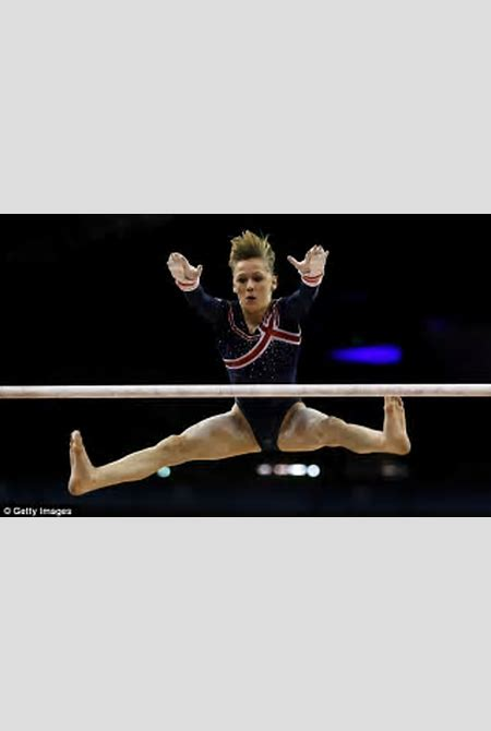 London 2012 Olympics: Team GB's youngest athlete, 15, who can't wait for a shot at gymnastics ...