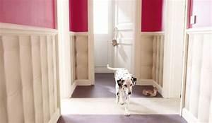 Tendance Papier Peint Couloir : comment poser du papier peint dans une entr e ~ Melissatoandfro.com Idées de Décoration