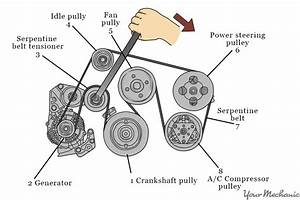 Cat C12 Serpentine Belt Diagram