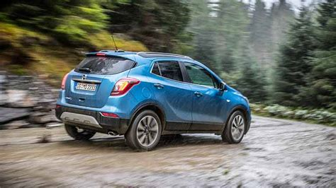 opel mokka information prix alternatives autoscout