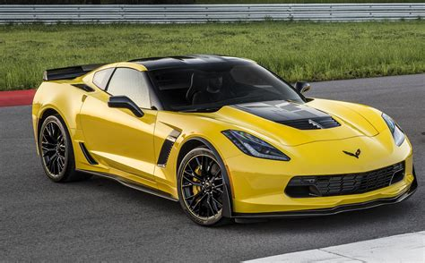 2016 Chevrolet Corvette C7 Coupe