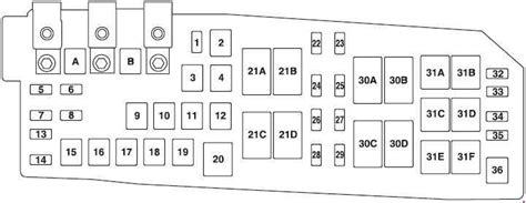Ford Escape Fuse Box Diagram Auto Genius