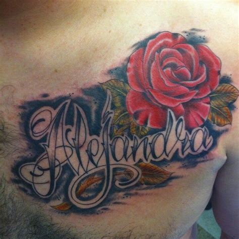husbands rose tattoo    stem  bleeding