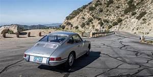Driving A Vintage Porsche 912 Electric Conversion With A