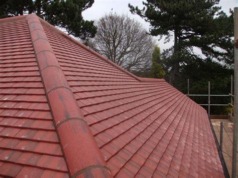 concrete tile roof pc roofing
