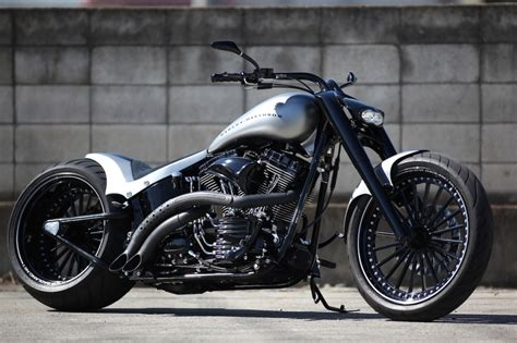 Harley Davidson Customs by Harley Davidson 2007 Tc Softail Custom Cloudy Bay Bad