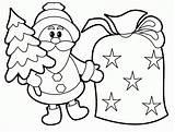 Coloring Santa Claus Face Beard Printable Popular sketch template
