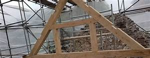 oak roofs framed roof trusses assembled kits roof With cheap roof trusses
