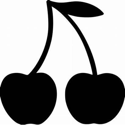 Svg Cherry Icon Onlinewebfonts