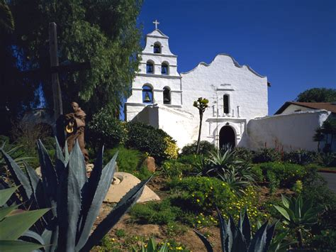 San Diego Mission / California / USA wallpapers and images ...