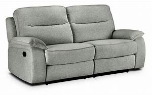 Couch design grey reclining couch grey leather reclining for Sectional sofa with bed and recliner