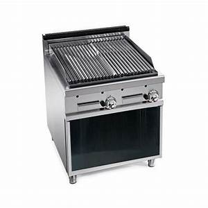 Pierre De Lave Barbecue Gaz : grill pierre de lave gaz professionnel 100 acier inox ~ Dailycaller-alerts.com Idées de Décoration