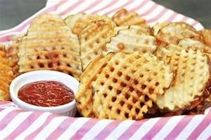 How To Make Waffle Fries | Homemade Recipes | Recipes ...