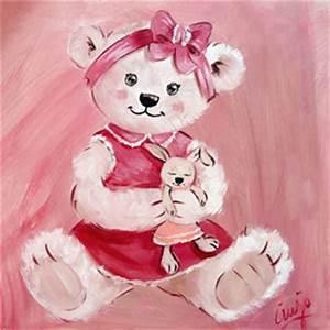 Tableau Chambre Fille : tableau pour chambre petite fille visuel 3 ~ Teatrodelosmanantiales.com Idées de Décoration