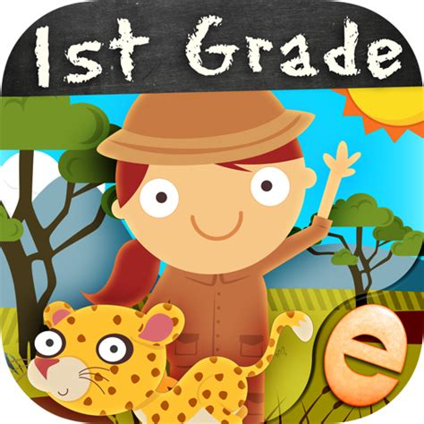 Amazoncom Animal Math First Grade Math Games For First Grade And Early Learners Free First