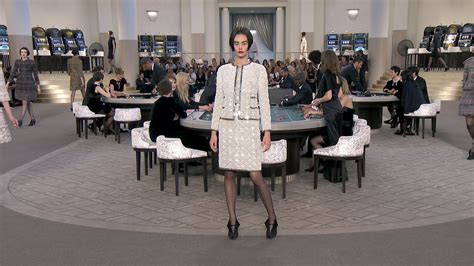 chanel siege fall winter 2015 16 haute couture chanel