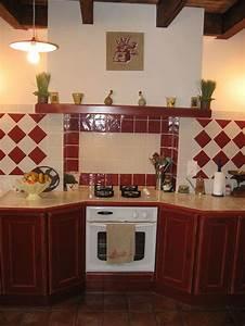 Deco Cheminée Ancienne : ambiance cuisine meubles contarin ~ Melissatoandfro.com Idées de Décoration
