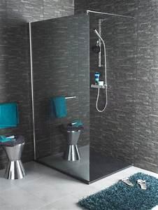 Modele De Douche Italienne : lapeyre salle de bains douche italienne ~ Dailycaller-alerts.com Idées de Décoration