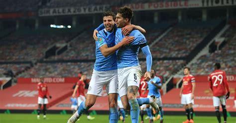 Man City player ratings vs Manchester United: Ruben Dias ...