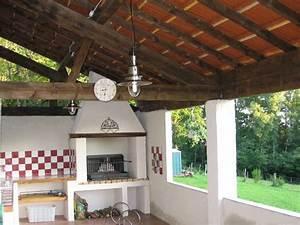 Cuisine D Ete : la cuisine d 39 t et son barbecue ~ Melissatoandfro.com Idées de Décoration