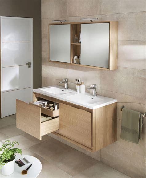 cuisine meuble sous vasque bois meubles sous vasque salle de bain tikamoon promo meuble salle