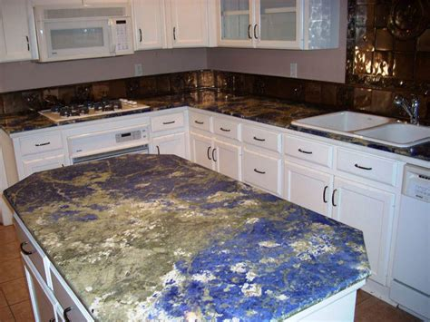 blue cabinets white countertops blue pearl granite countertop with white cabinets saura 328 | Blue Pearl Granite Countertop With White Cabinets