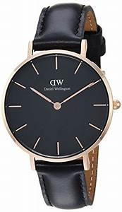 Dw Uhren Herren : uhren von daniel wellington in schwarz f r herren ~ Orissabook.com Haus und Dekorationen