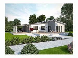 Fertighaus Bungalow Modern : life 110 l pultdach einfamilienhaus von bau mein haus vertriebsges mbh hausxxl fertighaus ~ Sanjose-hotels-ca.com Haus und Dekorationen