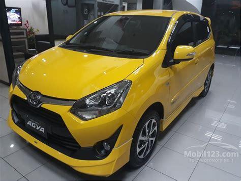 Toyota Agya 2019 by Jual Mobil Toyota Agya 2019 Trd 1 2 Di Dki Jakarta Manual