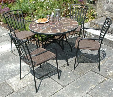 Garden Patio Table And Chairs by Granada Patio Table