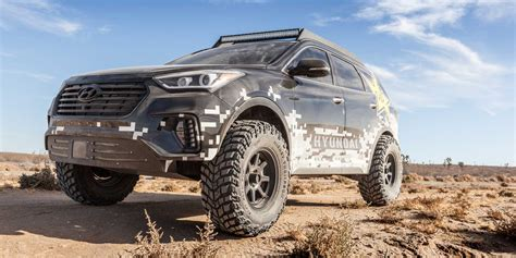 2017   Hyundai   Santa Fe Rockstar   Vehicles on Display