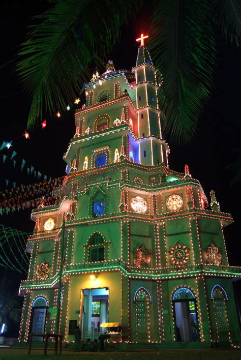 vizhinjam church christmas  photo  kerala south