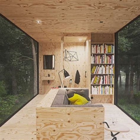 Power of Plywood: 15 Beautiful & Affordable Interior