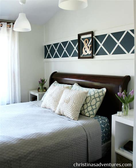 Bedroom Wall Decor by Decorating With Wood Trim