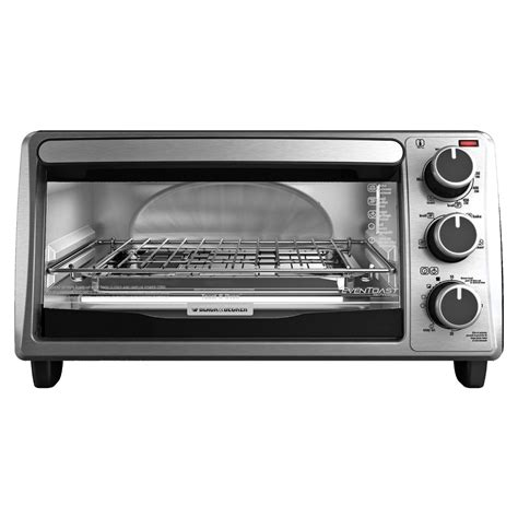 Black Decker Toaster Oven by 4 Slice Capacity The Best Toaster Oven Reviews