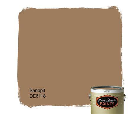 dunn edwards paints paint color sandpit de6118 click