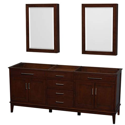 wyndham collection medicine cabinet wyndham collection hatton 78 5 in vanity cabinet with