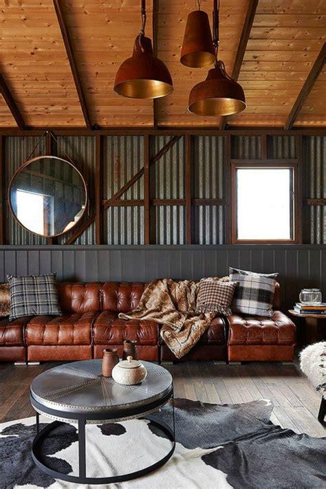 plaid marron pour canapé le canapé quel type de canapé choisir pour le salon