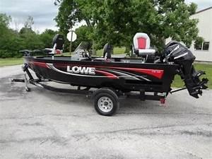 2009 Lowe Fm165 Boat Ready For Water