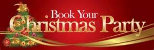 book your christmas party banner man co uk