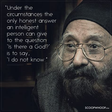 times  khushwant singh spoke  mind  won