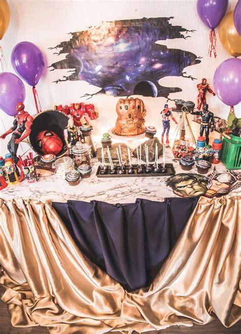 avengers party ideas images  pinterest