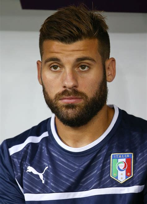 antonio nocerino football  beards pinterest