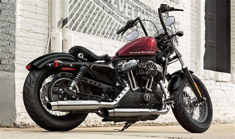 Harley-davidson Forty-eight Price, Mileage, Review