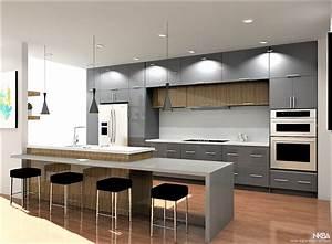 Modern, Kitchen, Design, Hollywood