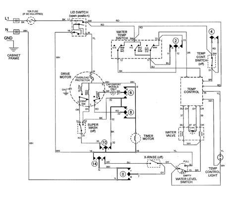 ge washing machine motor wiring diagram ge wiring diagram and مواد دراسية