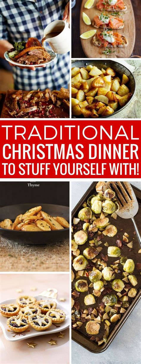 The 25 best places to spend christmas in europe. How to Cook a Traditional Christmas Dinner Menu You'll ...
